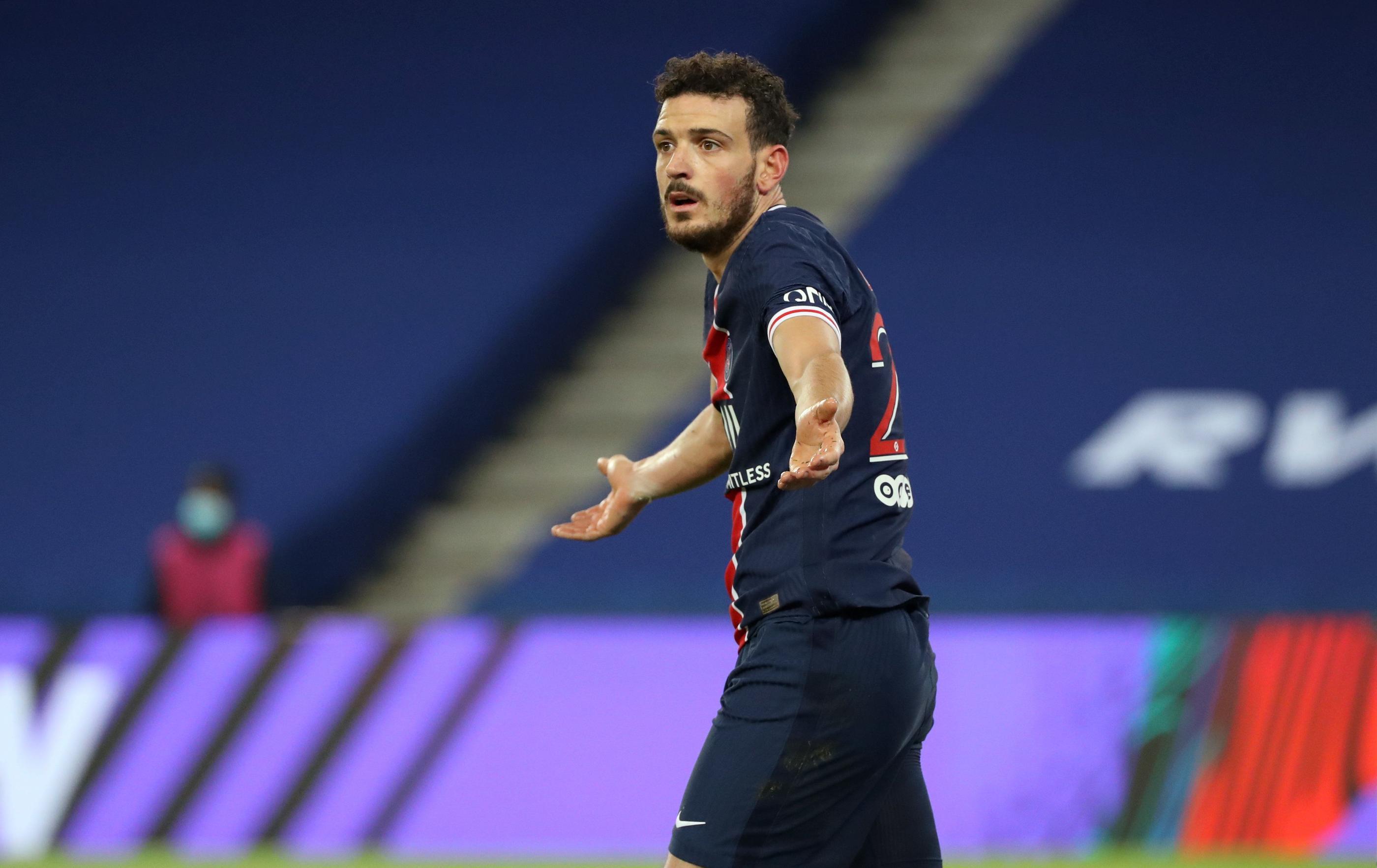 PSG : Alessandro Florenzi, proche de la case départ ?