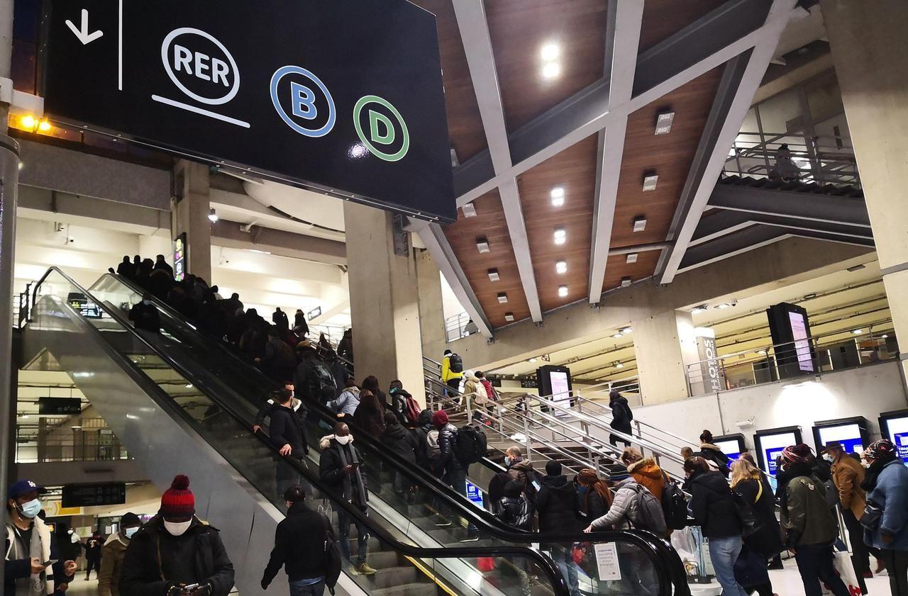 Couvre-feu à 18 heures : est-ce le rush dans les transports franciliens dès 17 heures ?