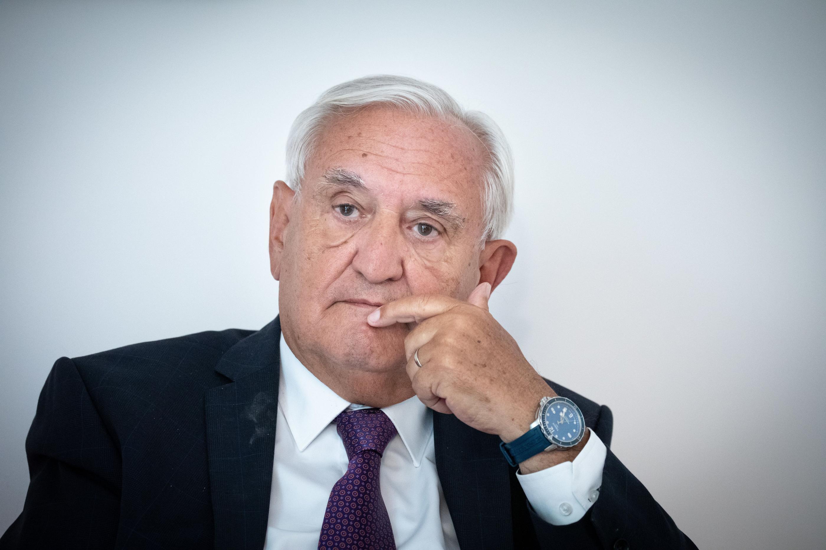 Jean-Pierre Raffarin : «Quand on a la chance d'avoir des Estrosi ou des Muselier, on leur fait confiance»