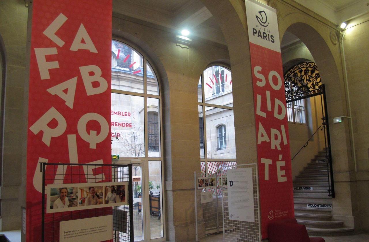 Paris : la Fabrique de la solidarité s'installe dans la mairie du IIe