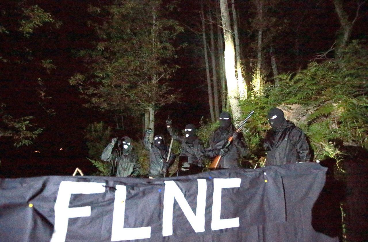 «La liberté ou la mort» : enquête sur les apprentis terroristes du nouveau FLNC