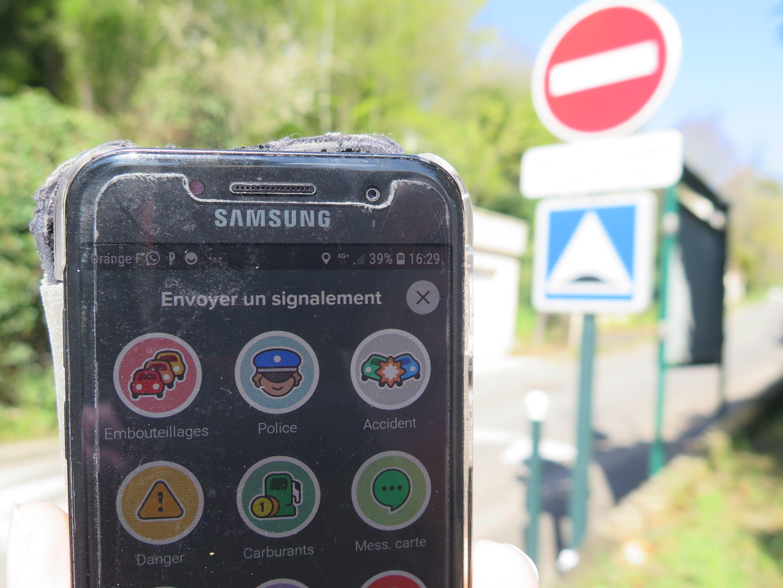 Val-d'Oise : comment des riverains ont court-circuité Waze, excédés par le trafic automobile