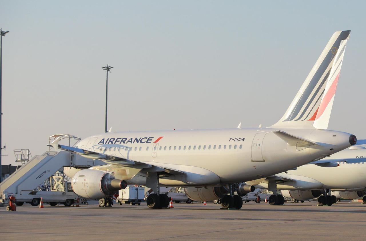 Crise sanitaire dans l'aérien : Air France, Airbus et ADP suppriment des milliers d'emplois - Le Parisien