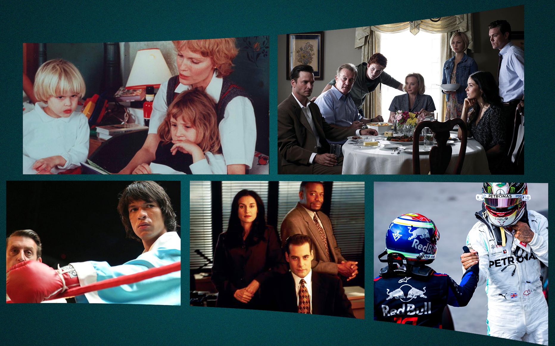 «Profit», «Monzon», «Allen v. Farrow»... 5 séries qu'on a tant aimées
