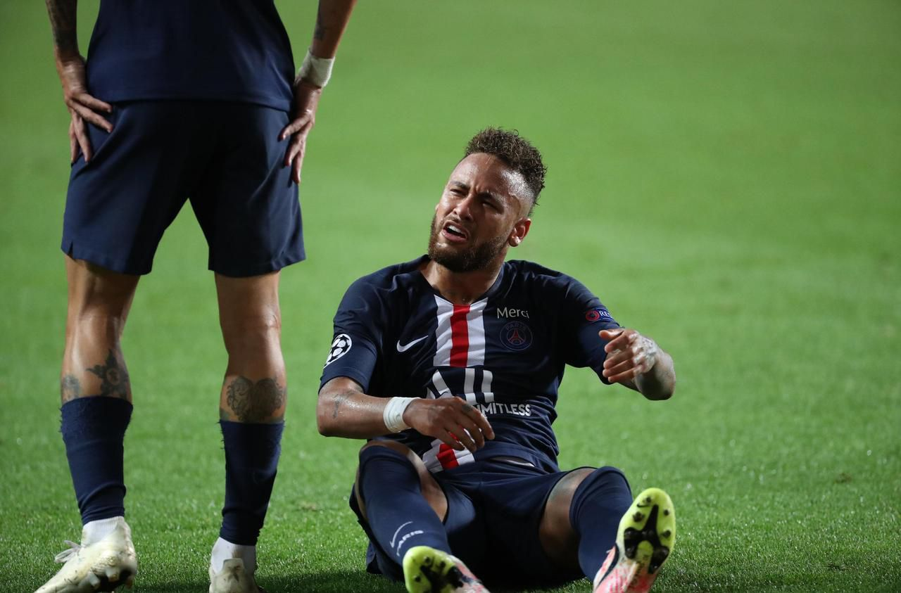 Reims-PSG : l'hypersensible Neymar est de retour