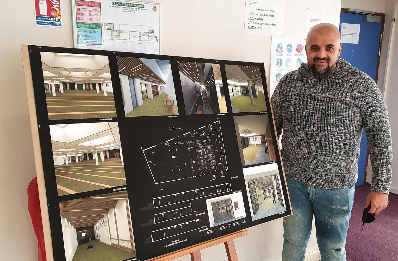Levallois-Perret : la future salle de prières sera une «mosquée républicaine»