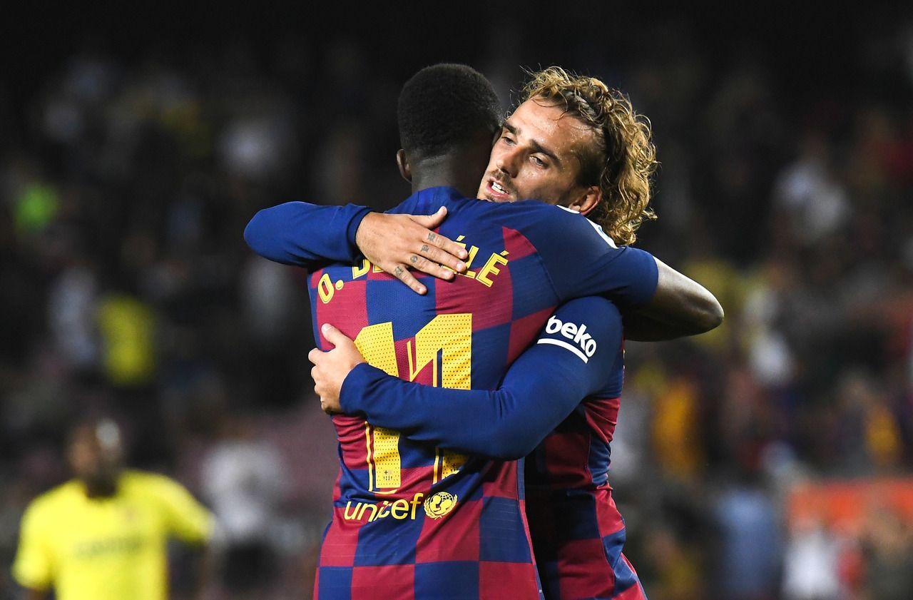 Ligue des champions : le Barça et ses Français relèvent la tête un mois avant le PSG