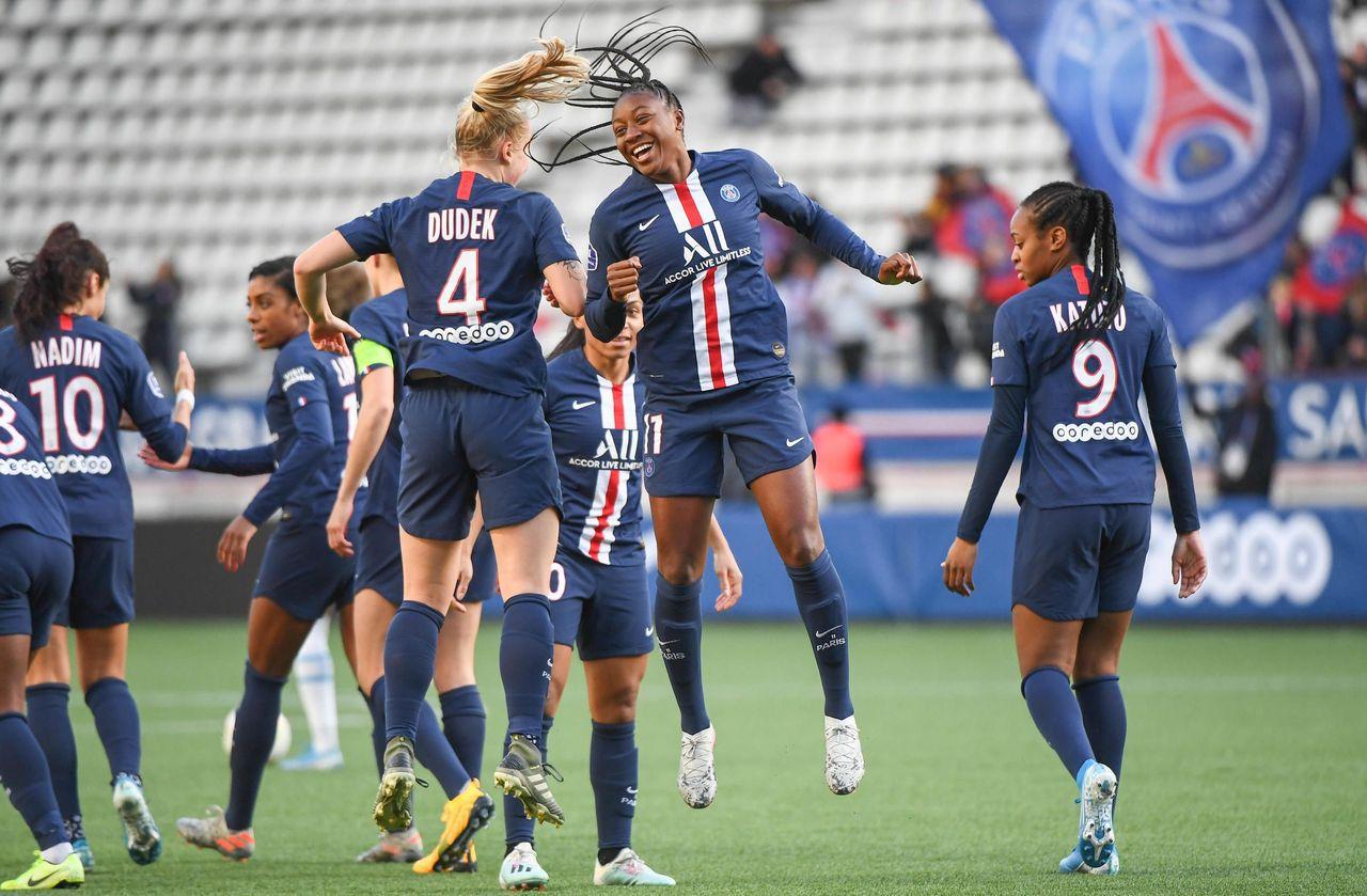 PSG-OL féminin : «Leonardo m'a convaincue de continuer l'aventure à Paris», confie Diani