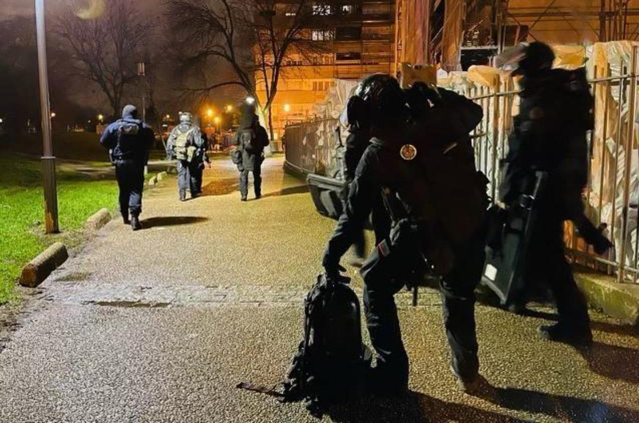 Yvelines : Jackadi, le chien du Raid, poignardé par un forcené