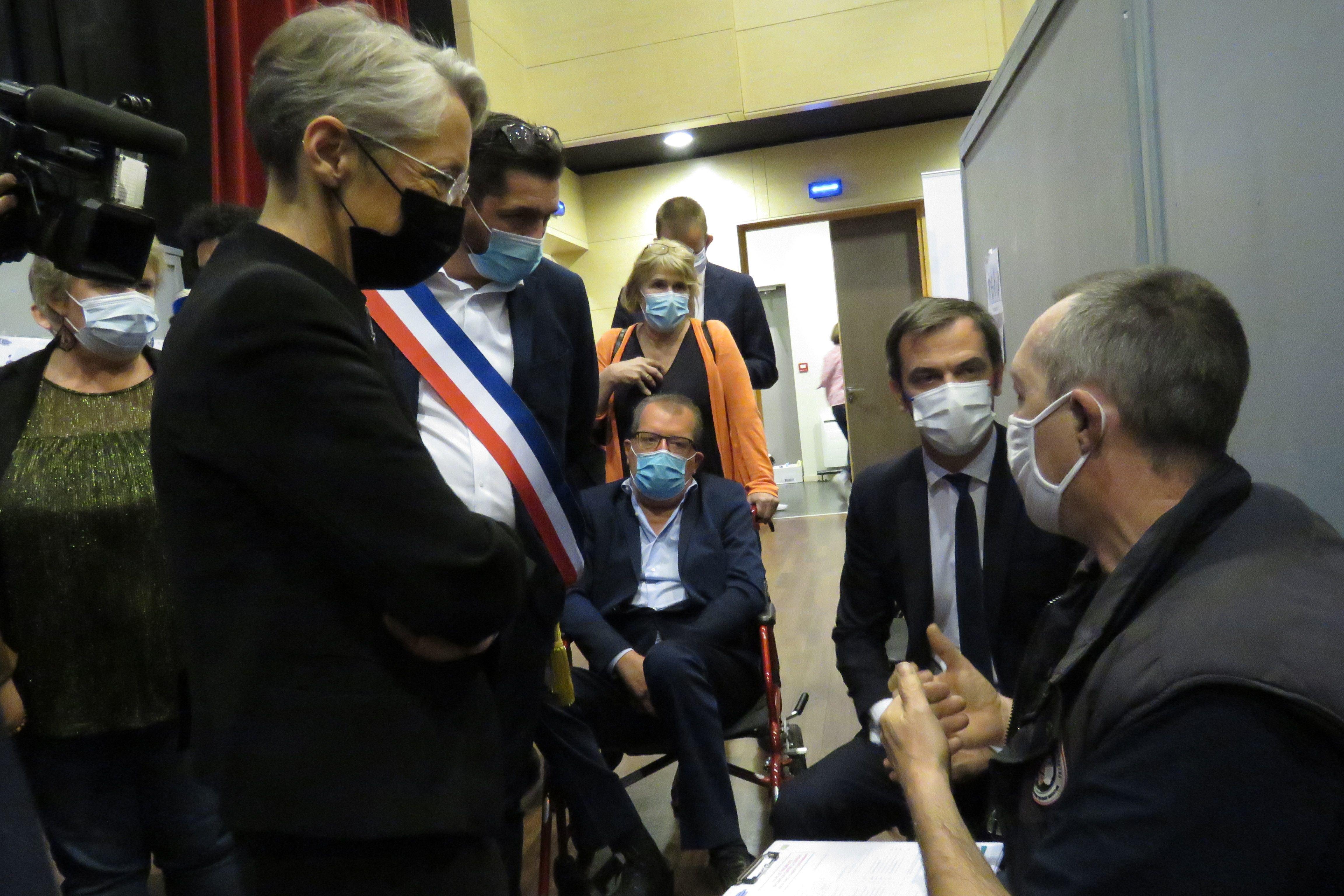 Essonne : les chauffeurs de taxi exposés au Covid-19 disposent désormais de créneaux dédiés