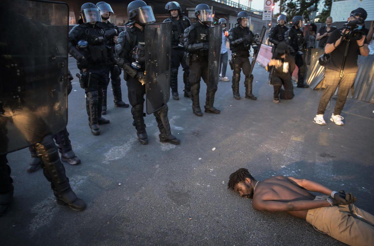 Diffusion d'images de violences policières : «Un droit que nous devons préserver»