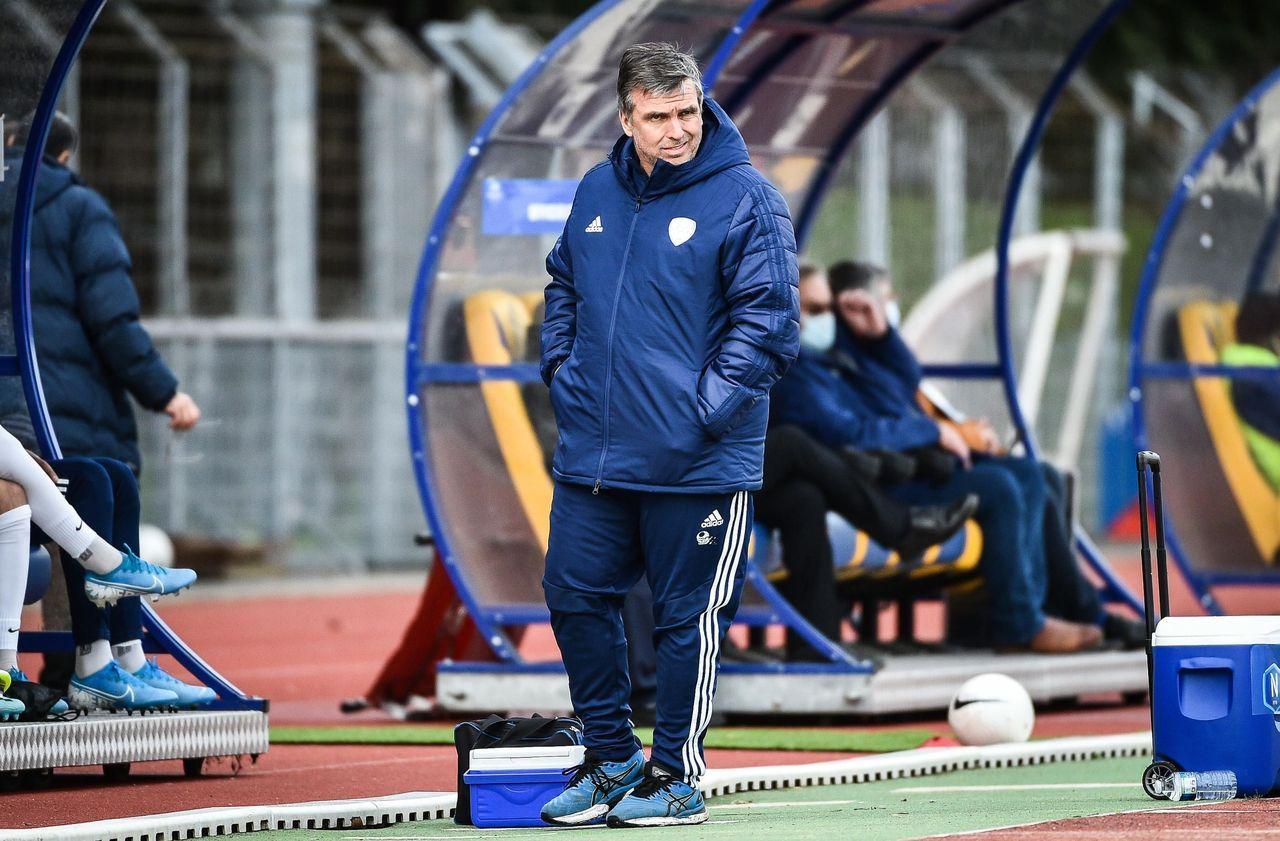 National : Créteil vire son entraîneur Richard Déziré - Le Parisien