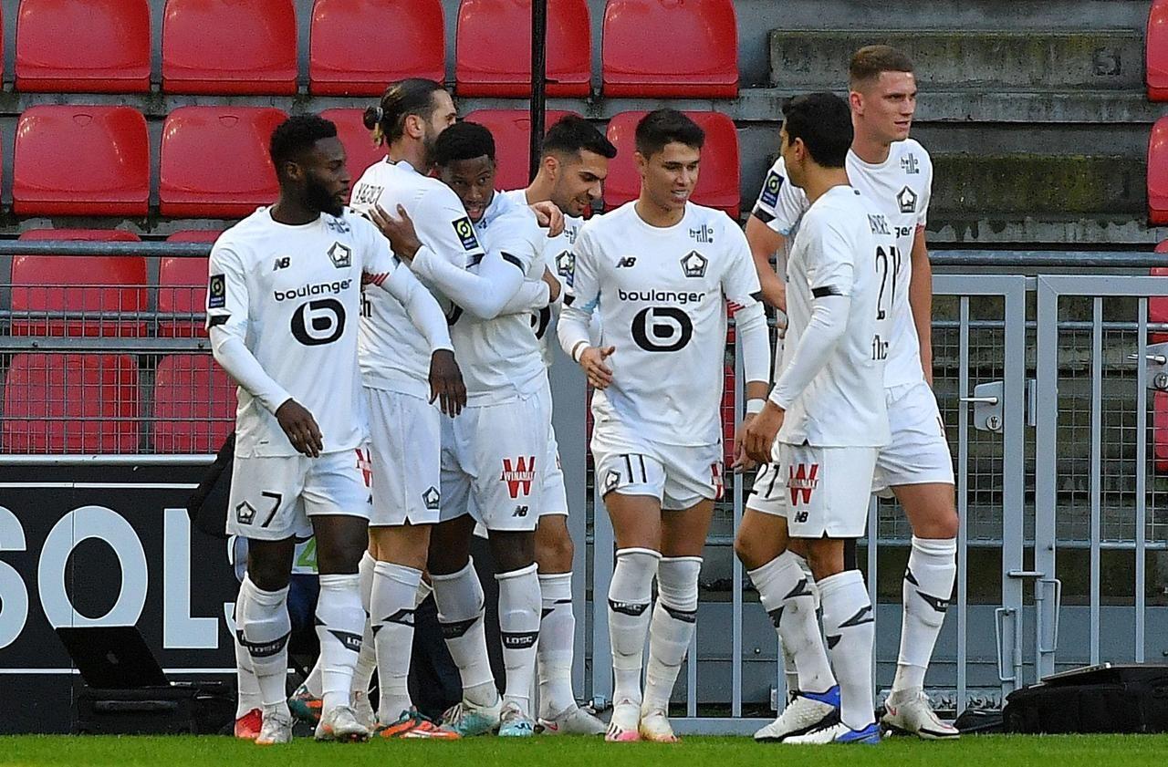 Ligue 1 : Lille rejoint le PSG, un de chute pour Domenech