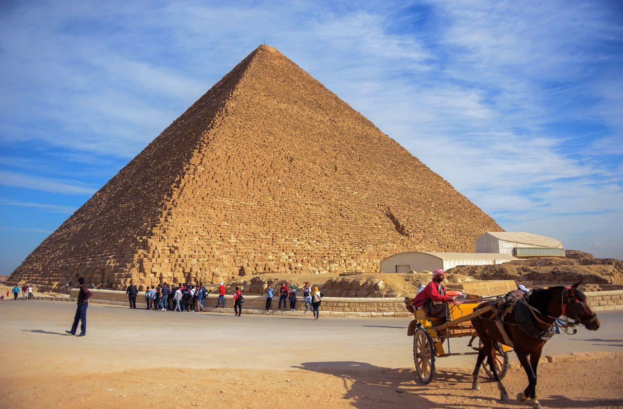 Pyramide de Khéops : cette cavité «plus longue que prévu» qui intrigue les chercheurs