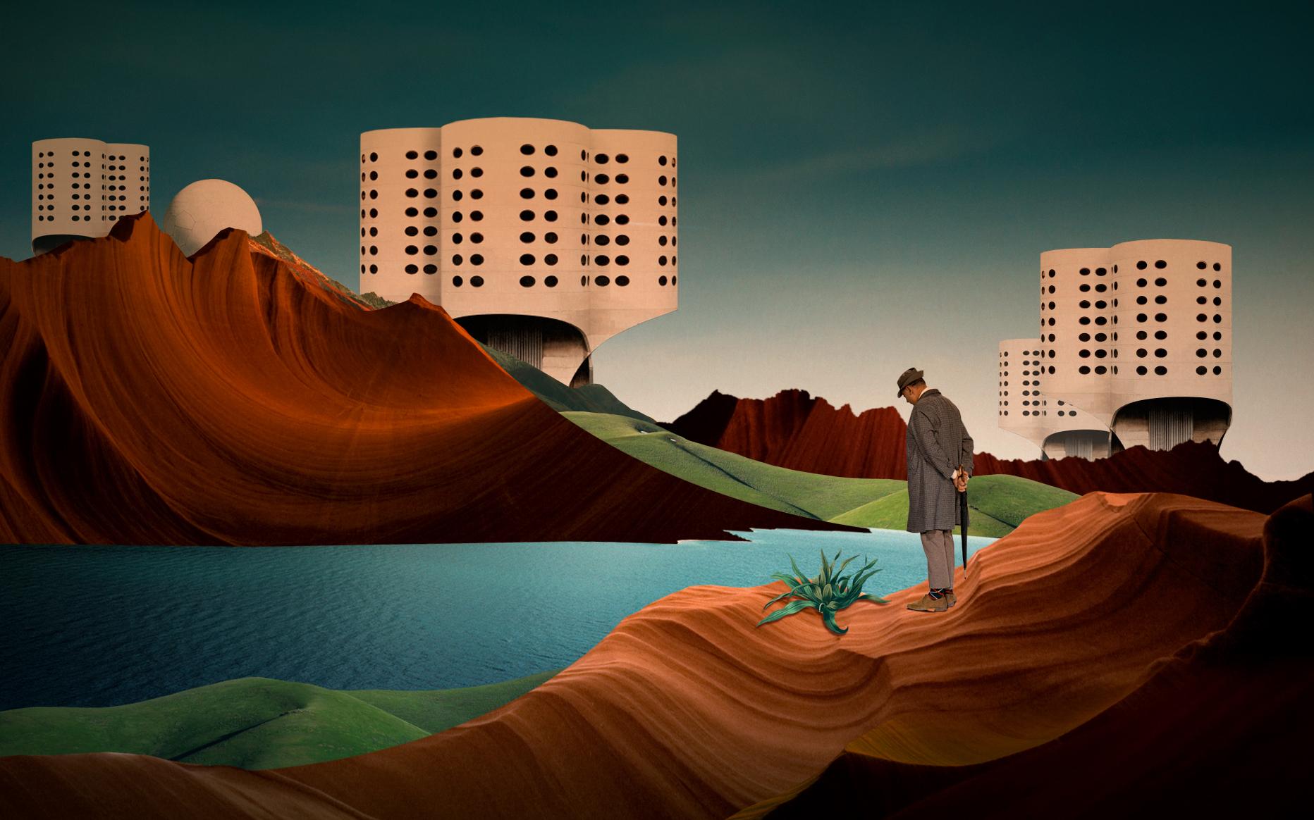 «Rêves de Mars» : 100 000 ans pour recréer la Terre - Le Parisien