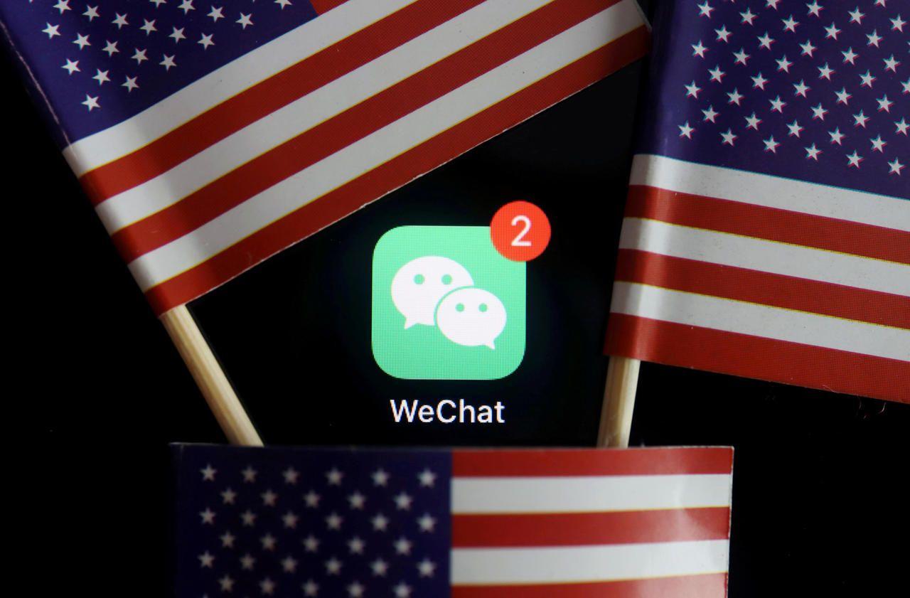Etats-Unis : une juge suspend in extremis l'interdiction de télécharger WeChat