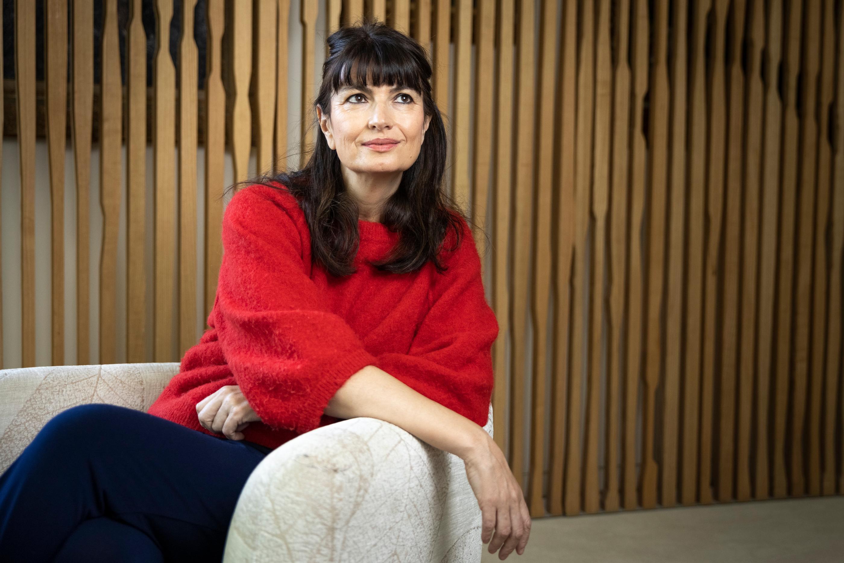 Livres : Valérie Perrin réussit la passe de «Trois»