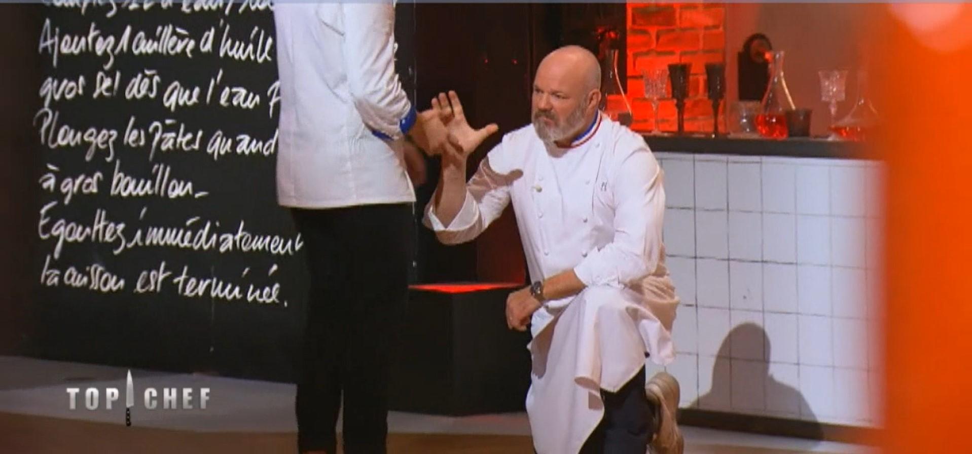 «Top Chef» saison 12, épisode 12 : et Philippe Etchebest se prosterna devant Matthias