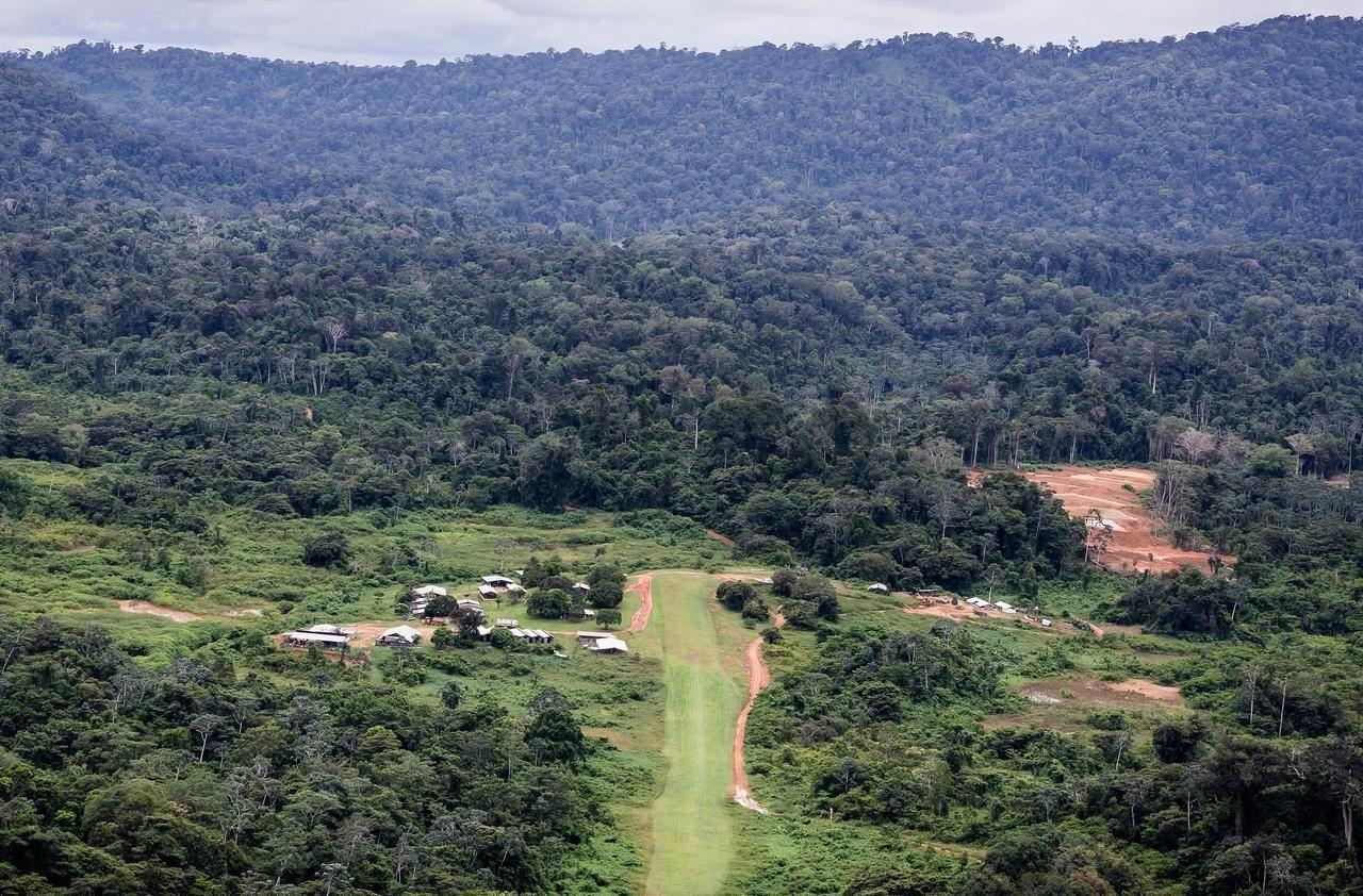 Guyane : après Montagne d'or, les ONG disent non aux  projets de mines géantes