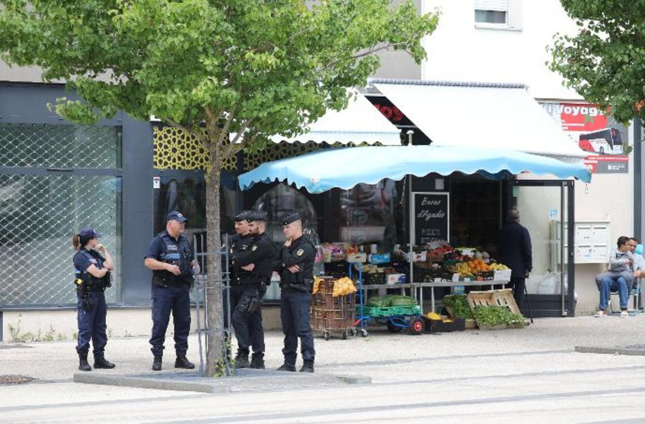 Violences à Dijon : cinq nouvelles interpellations dans le quartier des Grésilles