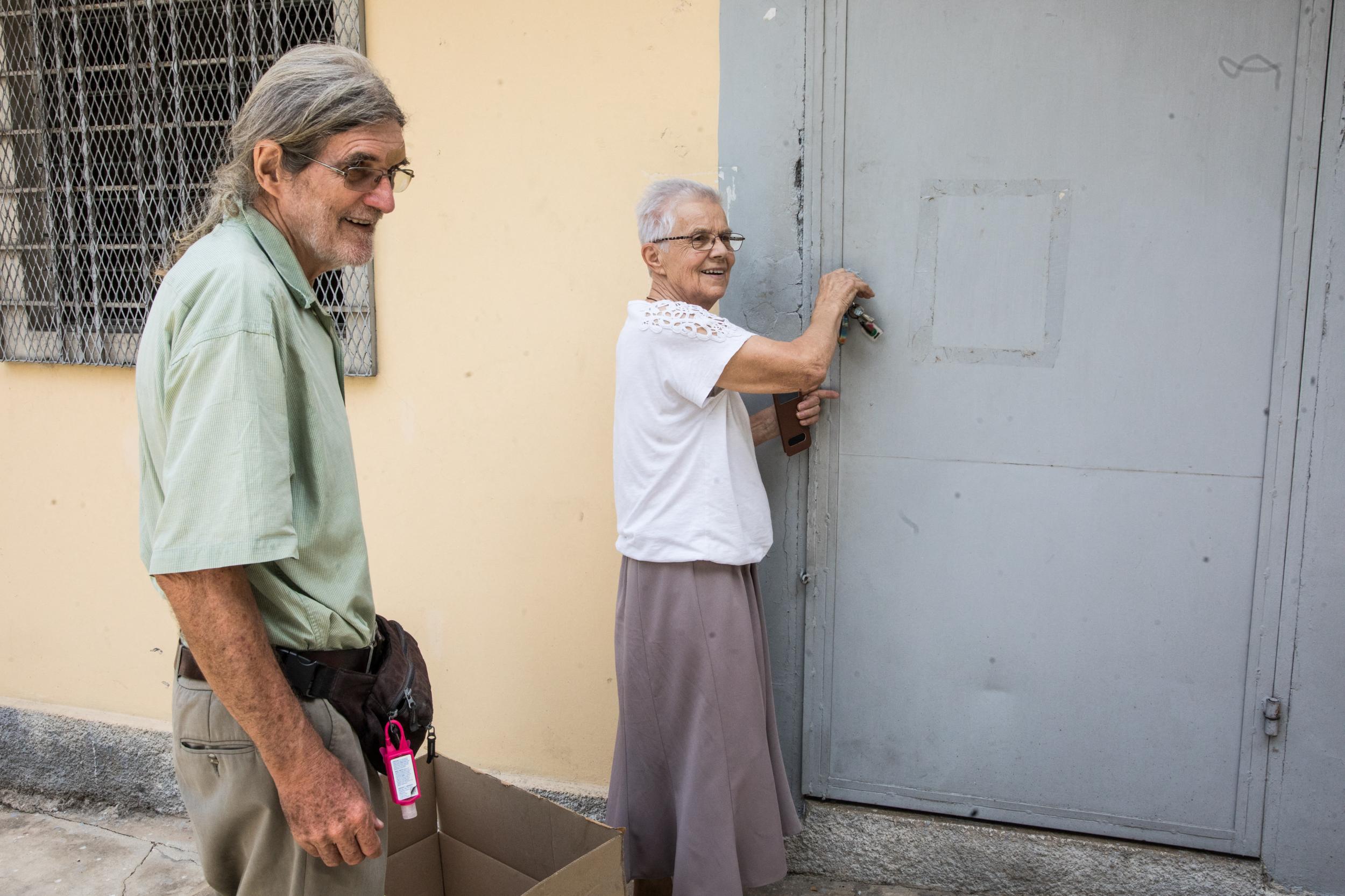 «Au mauvais endroit au mauvais moment»: deux religieux français racontent leur prise d'otage en Haïti