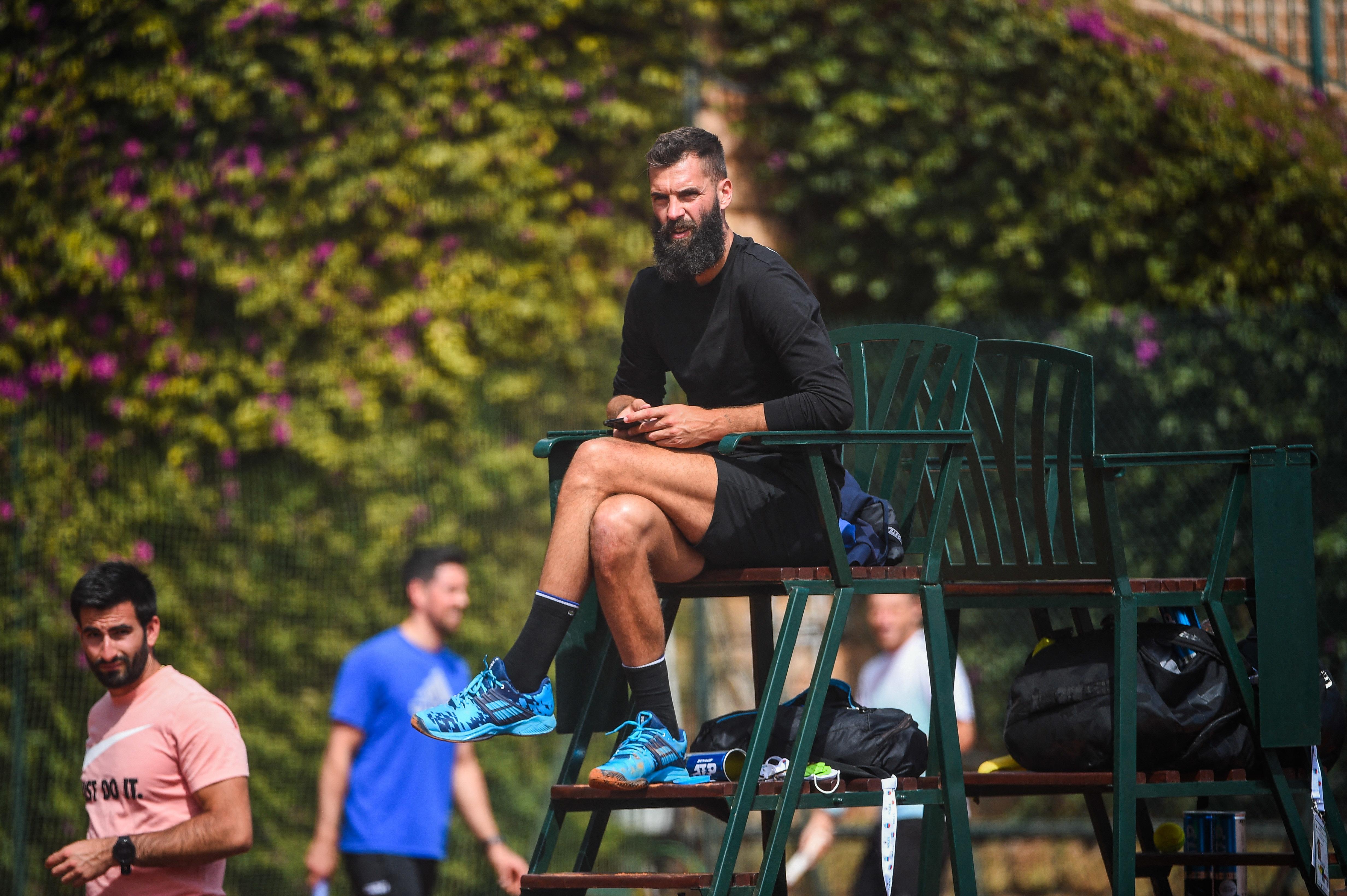 Tennis : dérapages verbaux, comportements antisportif... Benoît Paire peut-il faire ce qu'il veut ?