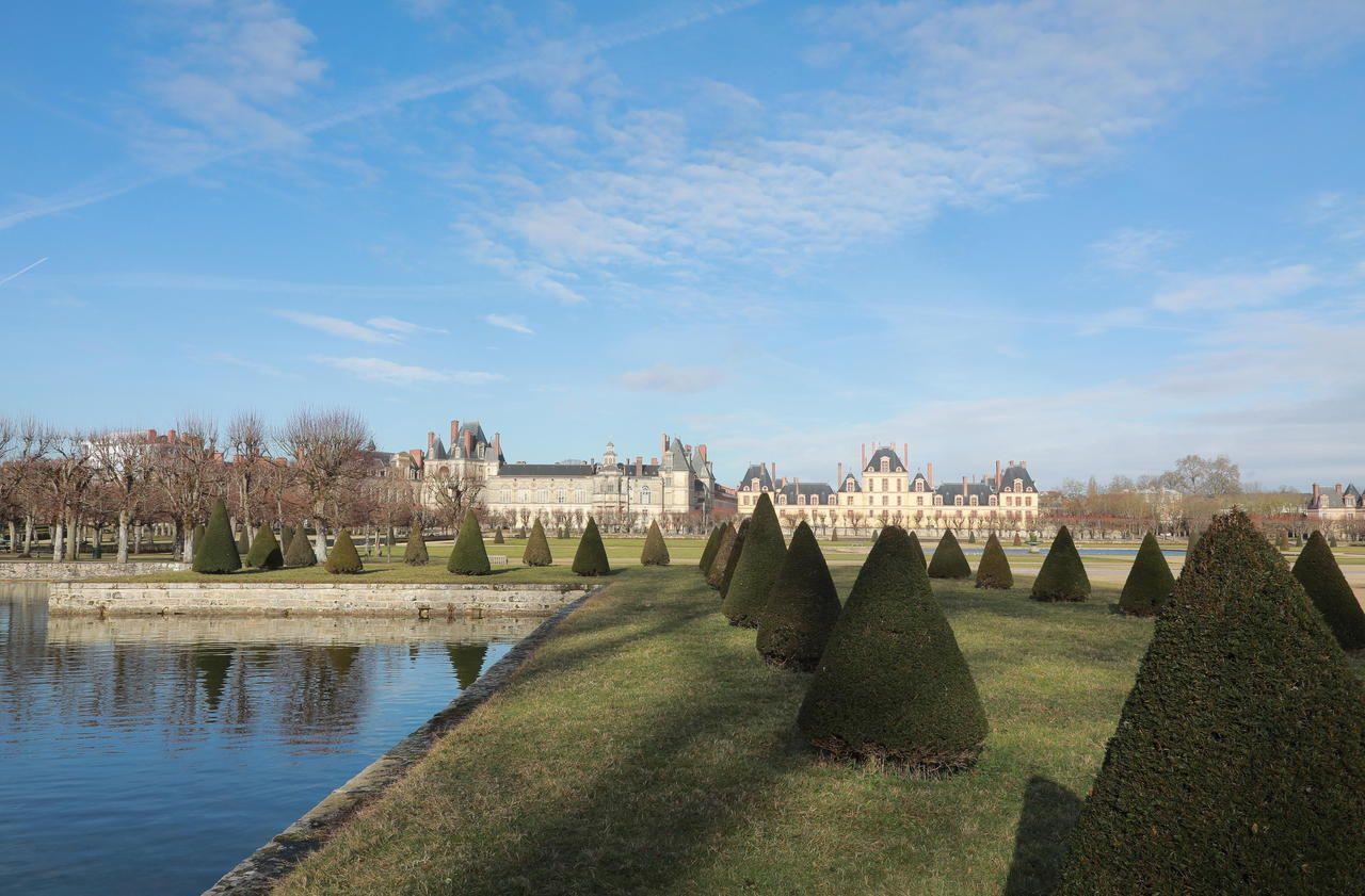 Fabuleuses promenades dans les jardins du château de Fontainebleau
