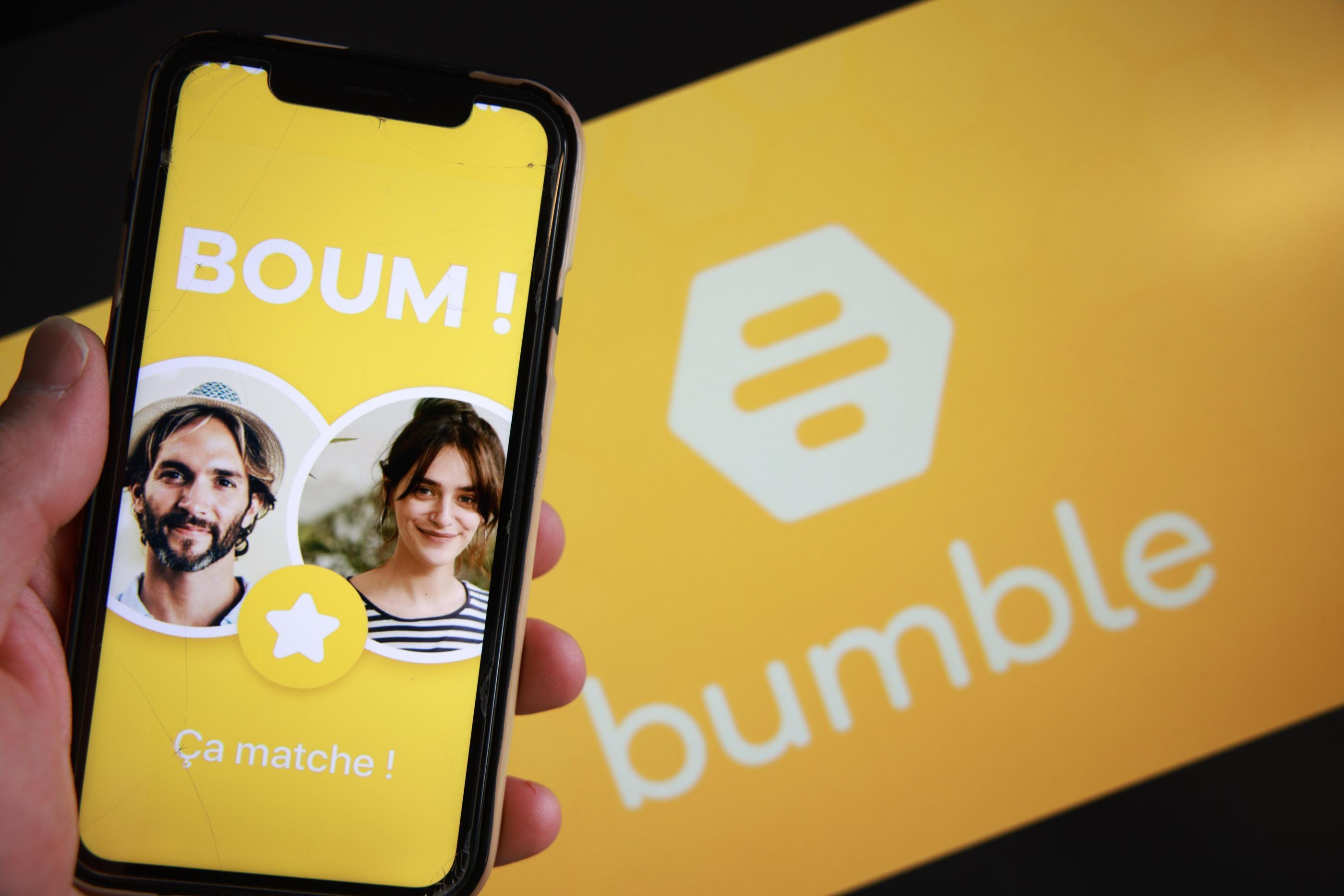 Bumble, l'appli de rencontres de Whitney Wolfe Herd qui veut changer l'amour en ligne
