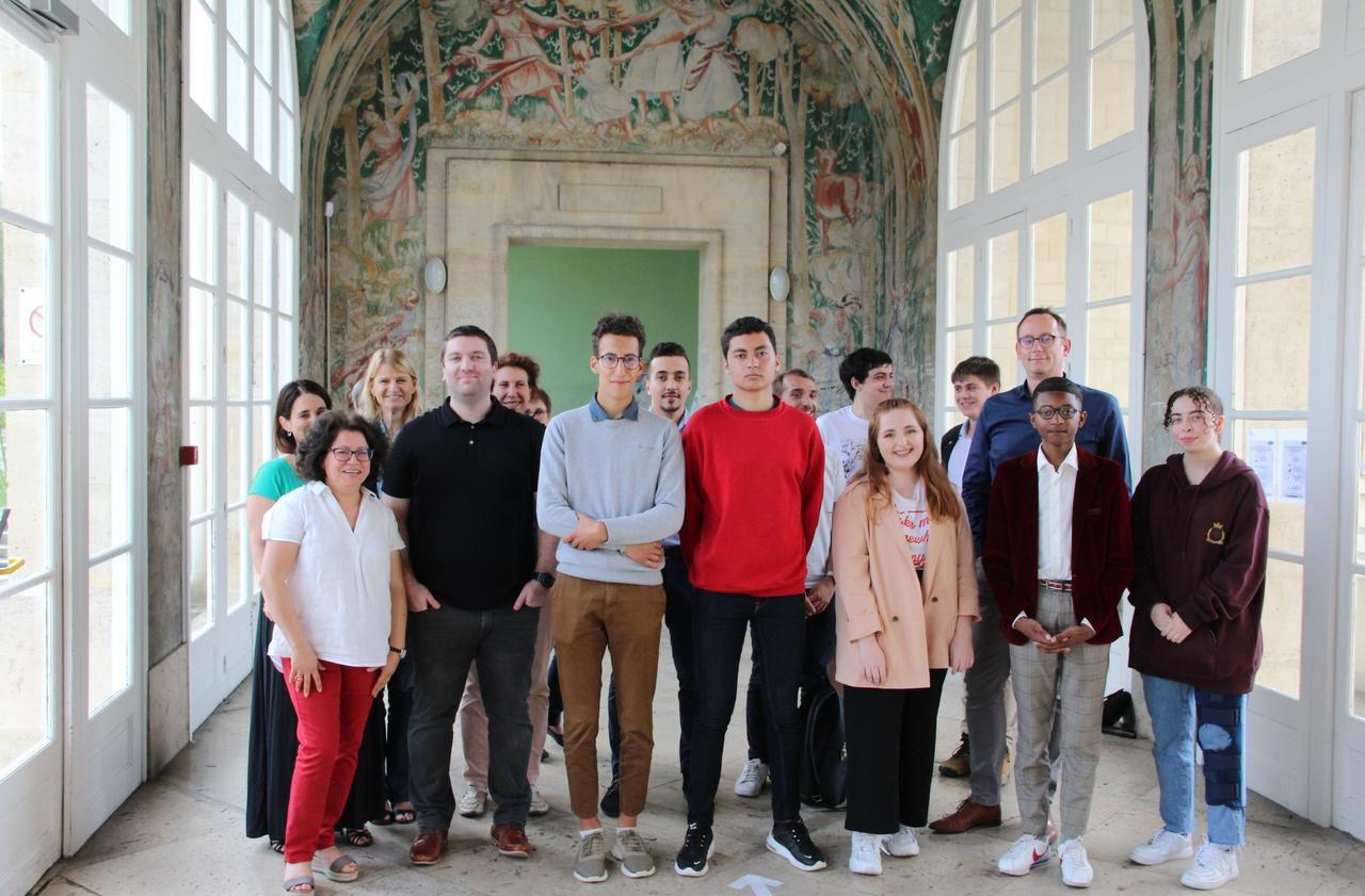Creil : le lycée Jules-Uhry fier de son atelier Sciences Po