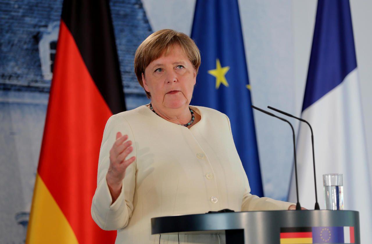 Saving Europe, Angela Merkel's last fight