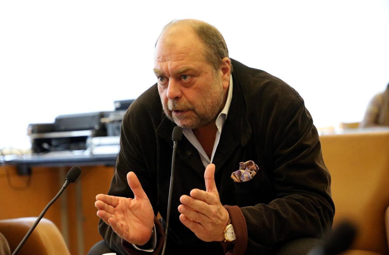 Éric Dupond-Moretti : «La justice connaîtra un budget qu'elle n'a pas connu depuis longtemps»