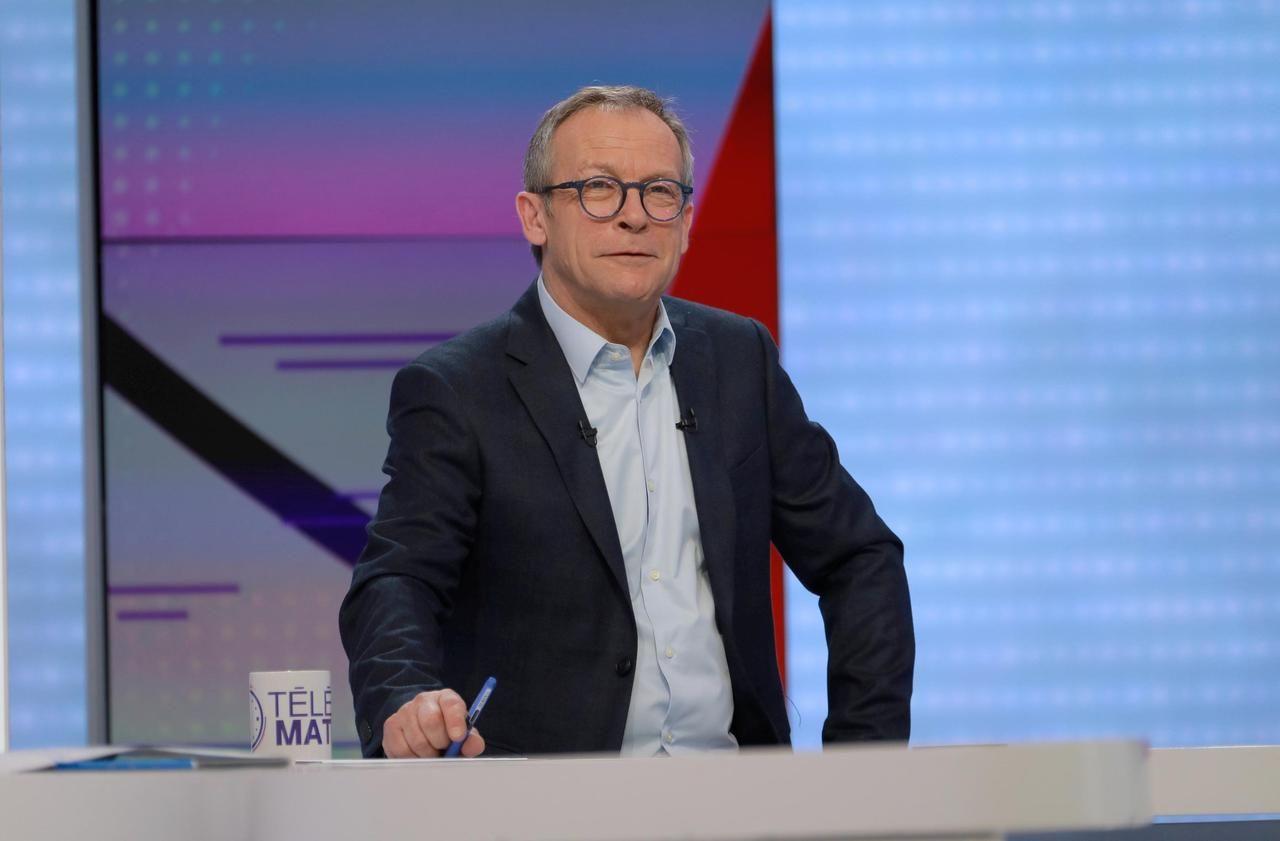 «Je partirai de Télématin avec le sourire» : Laurent Bignolas, l'animateur de France 2 sur la sellette - Le Parisien