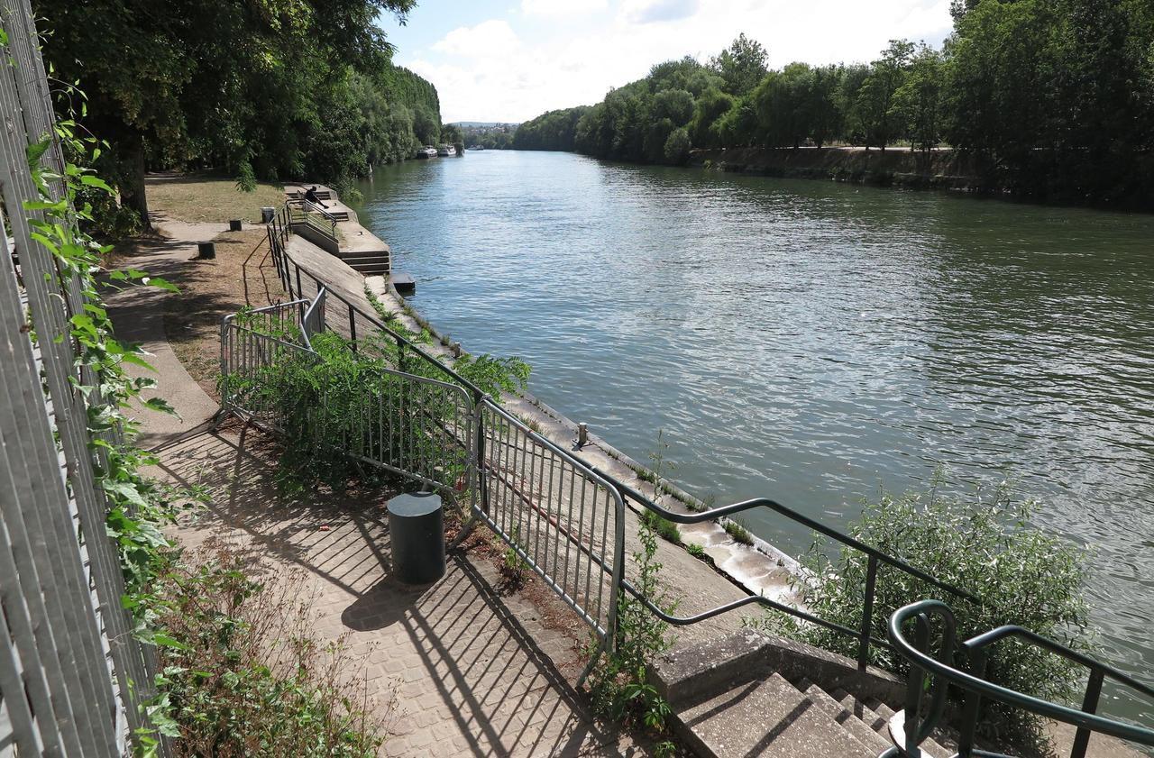 Auvers-sur-Oise : l'embarcadère va être réparé