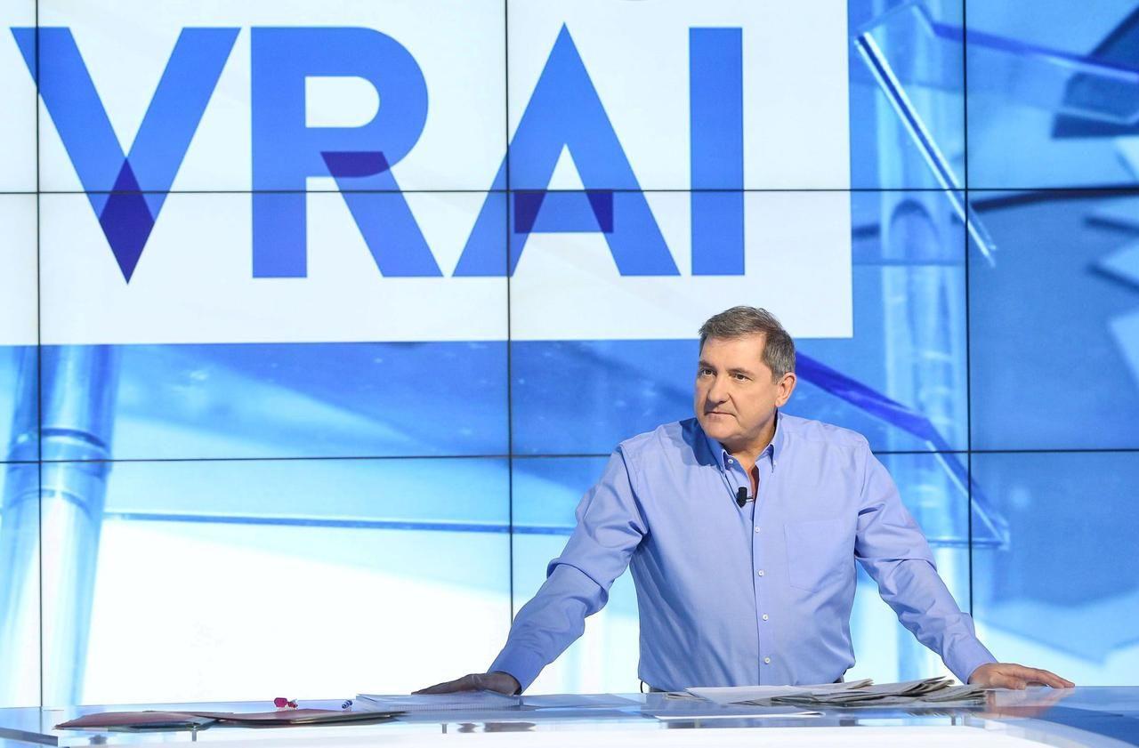 Canal+ va arrêter «L'info du vrai» d'Yves Calvi - Le Parisien