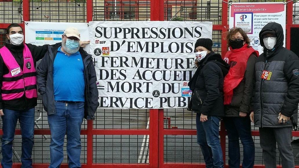 Conditions de travail et suppressions de postes : les fonctionnaires des impôts appelés à la grève lundi