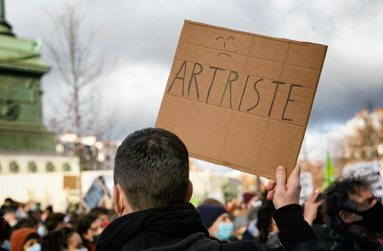 «Déconfinons la culture !» : l'appel des professionnels à Emmanuel Macron - Le Parisien