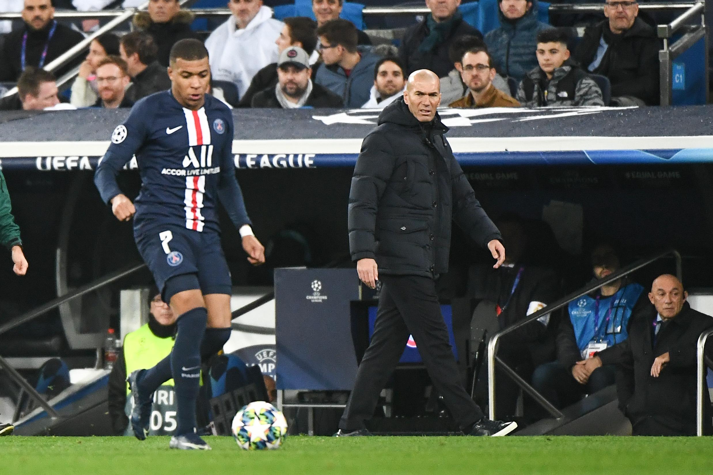 PSG : Mbappé et Zidane, des destins liés ?