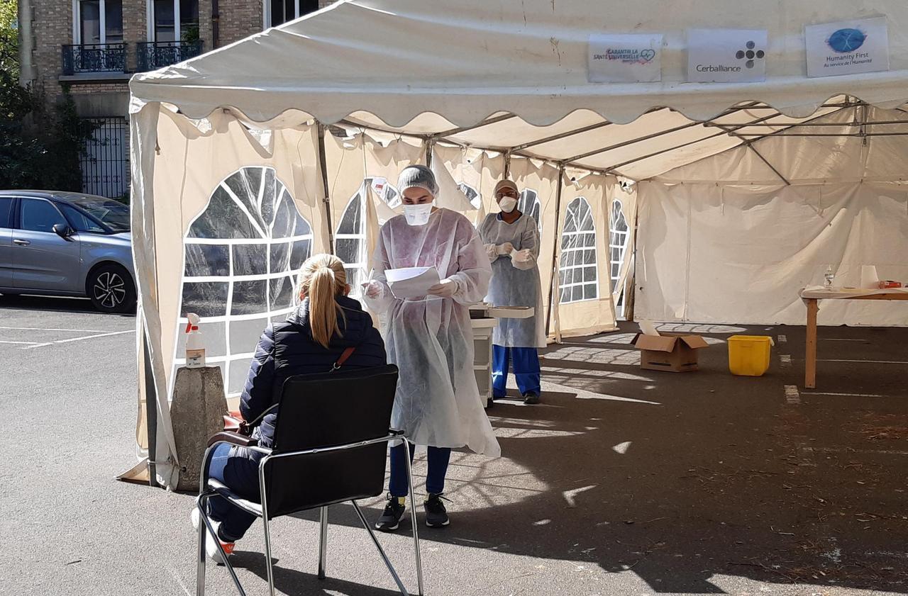 Saint-Ouen : plus de 20 cas de Covid dans une école, le masque rendu obligatoire, le feu d'artifice annulé