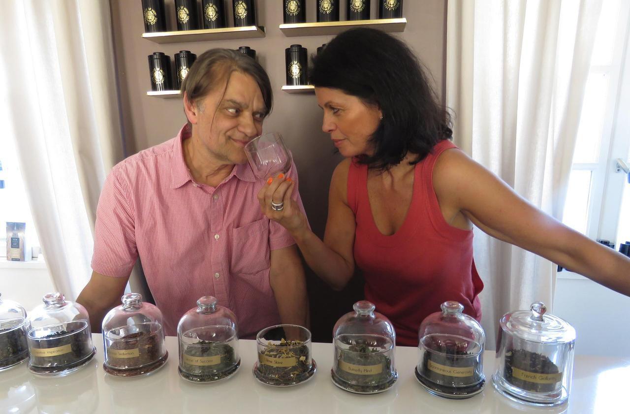 Versailles : le bar à thé qui met les sens en éveil