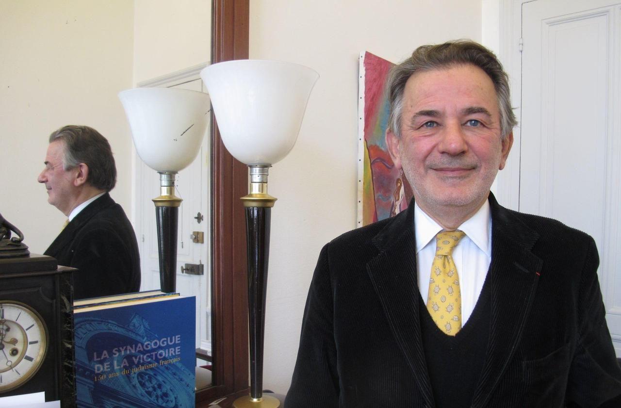 Jean-François Legaret «appelle les Parisiens à partager la passion du patrimoine»