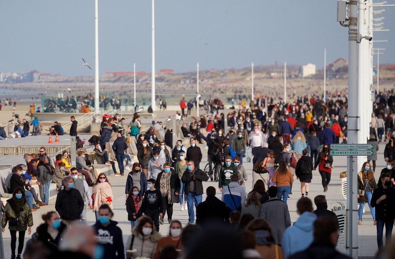 Flambée de cas de Covid-19 à Dunkerque : «On fait carnaval, mais pas à soixante» - Le Parisien