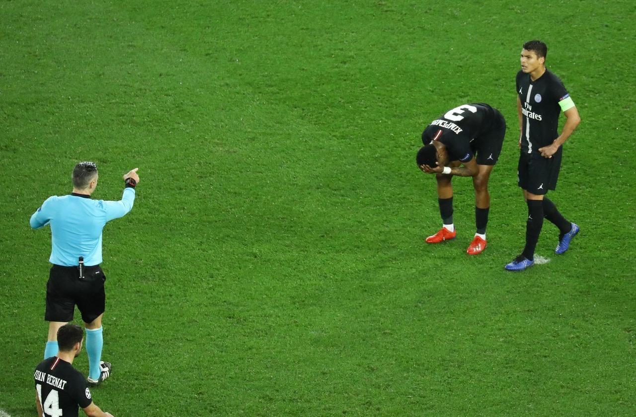 Dans les coulisses du pénalty qui a éliminé le PSG face à Manchester United en 2019