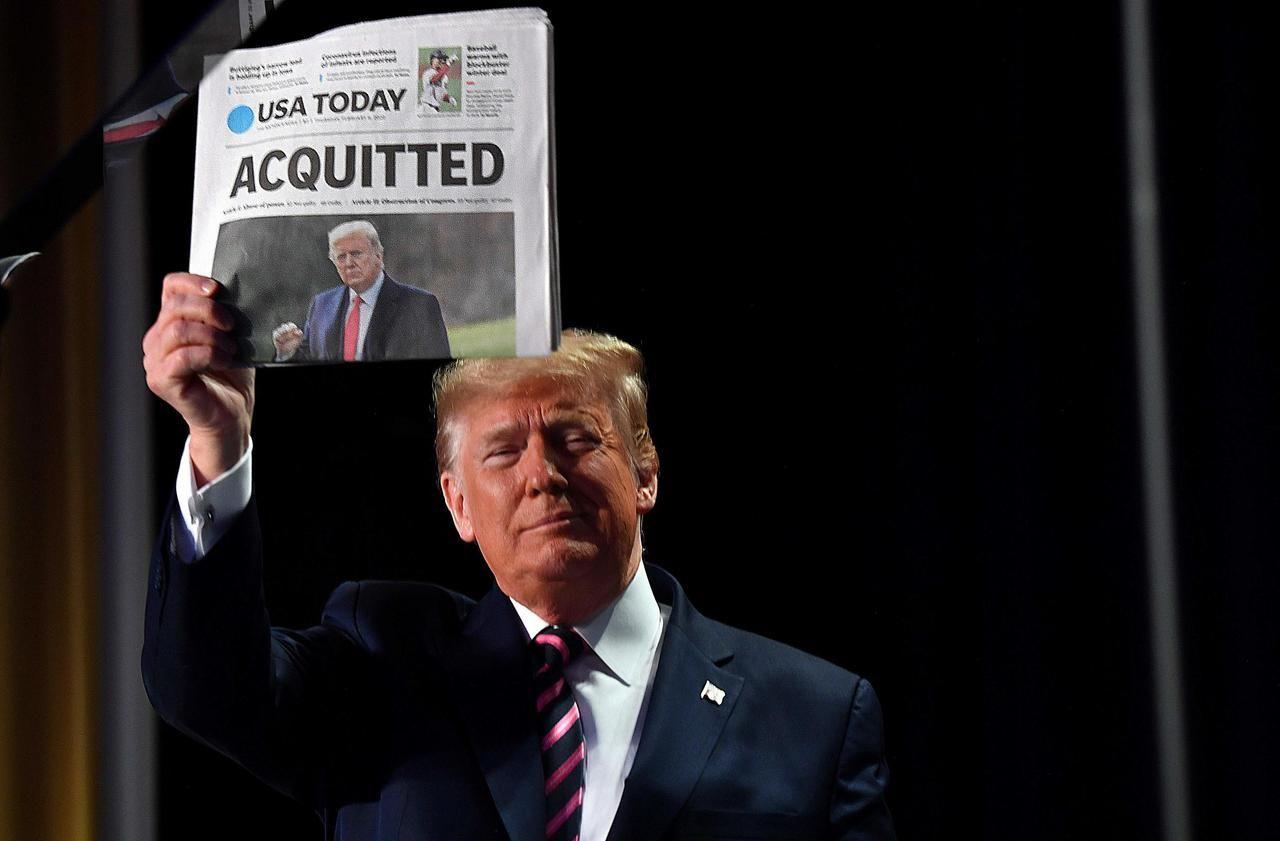 Attaque du Capitole : le procès en destitution de Trump commencera la semaine du 8 février