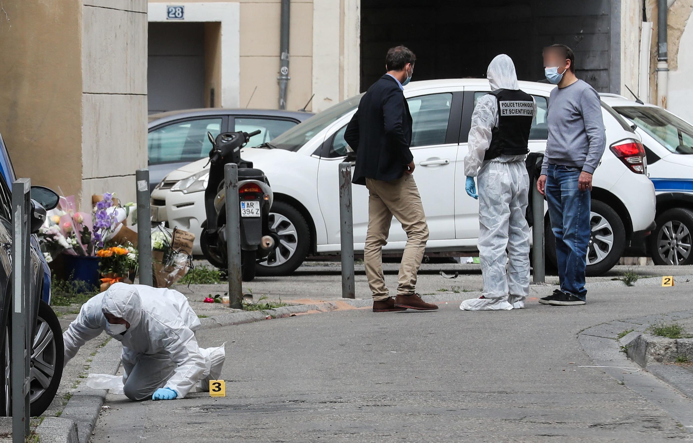 Policier tué à Avignon : le dealer ne serait pas le tireur