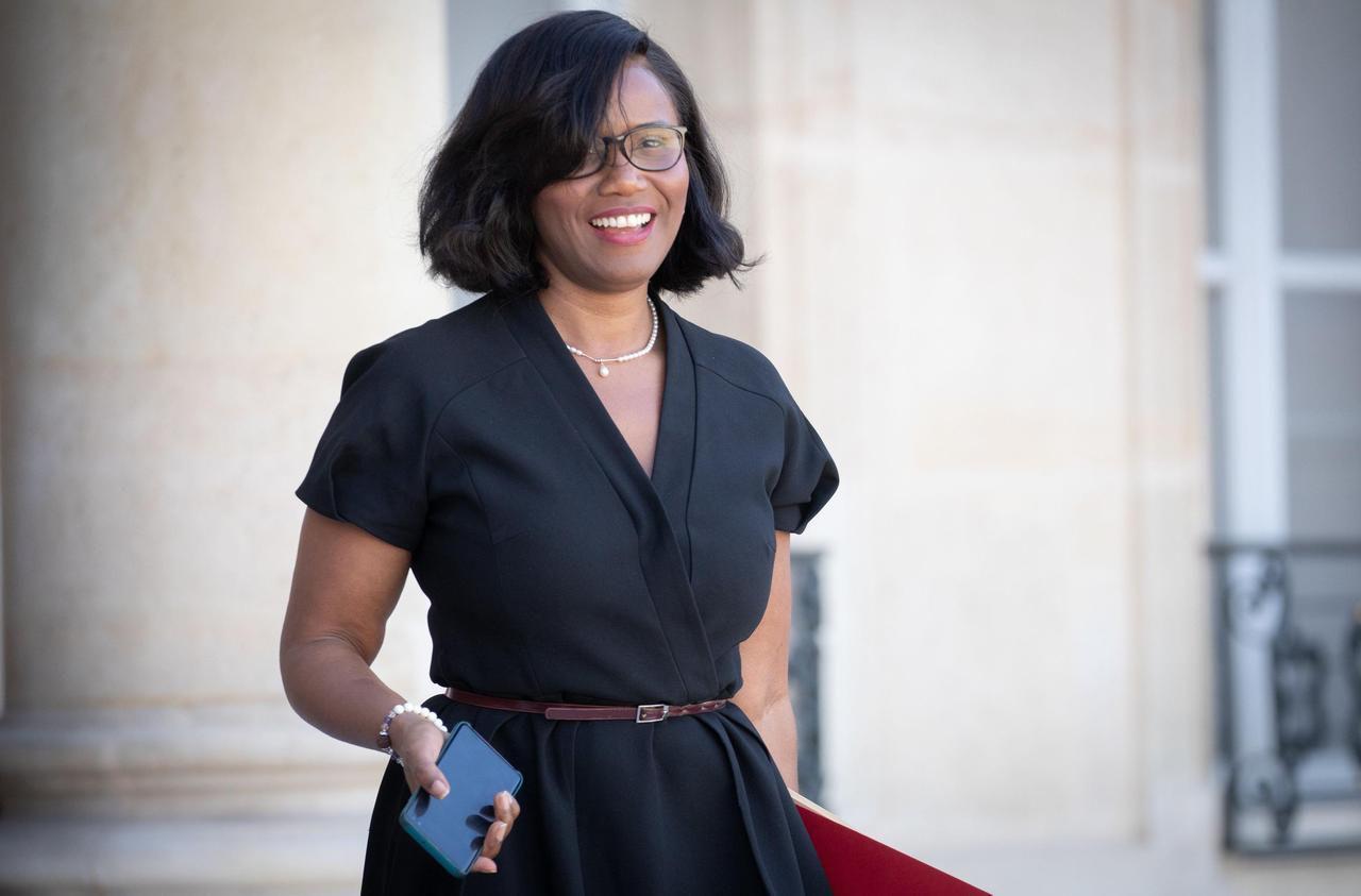 Elisabeth Moreno, de la Cité bleue d'Athis-Mons au gouvernement de Jean Castex
