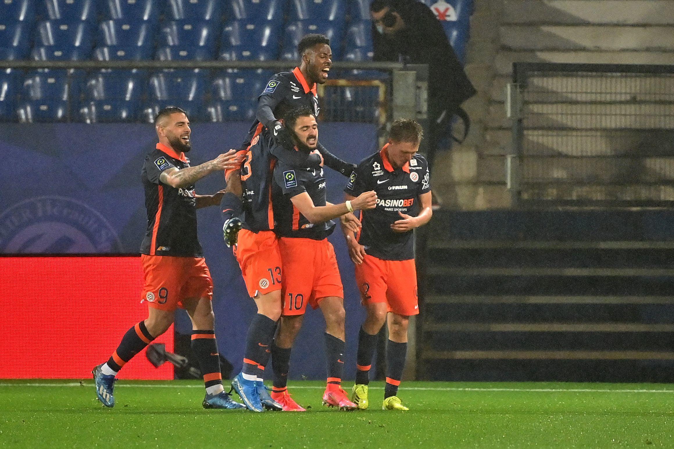 Ligue 1 : Montpellier arrache le nul face à Marseille au terme d'un match fou (3-3)