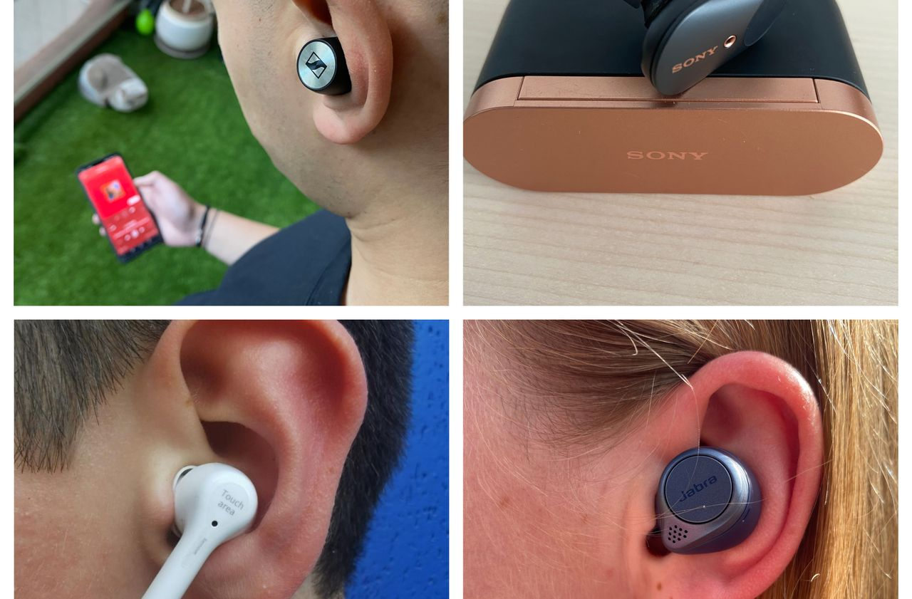 Our selection of alternative wireless headphones to AirPods Pro