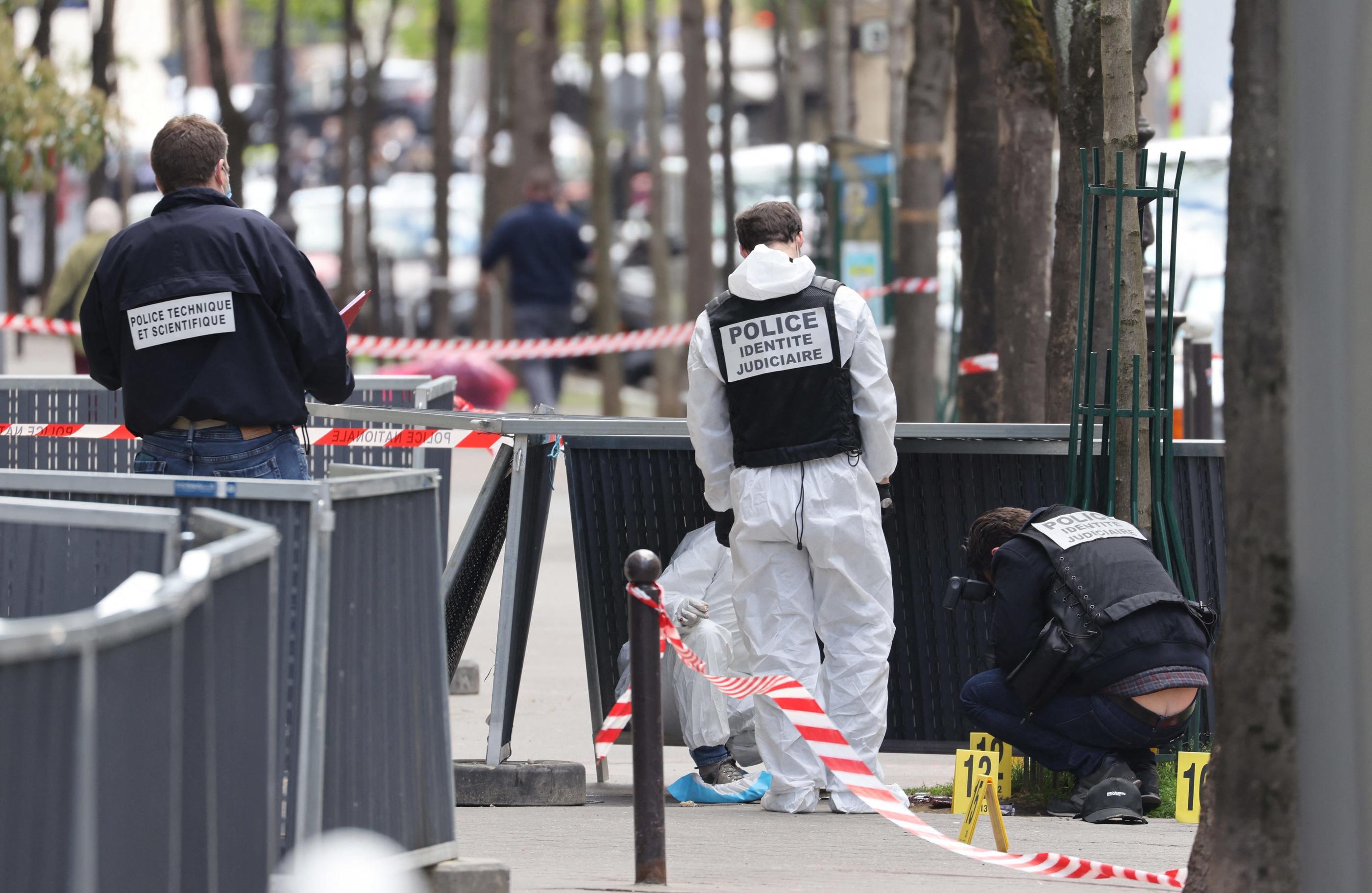 Paris : l'ombre du grand banditisme derrière la fusillade du XVIe