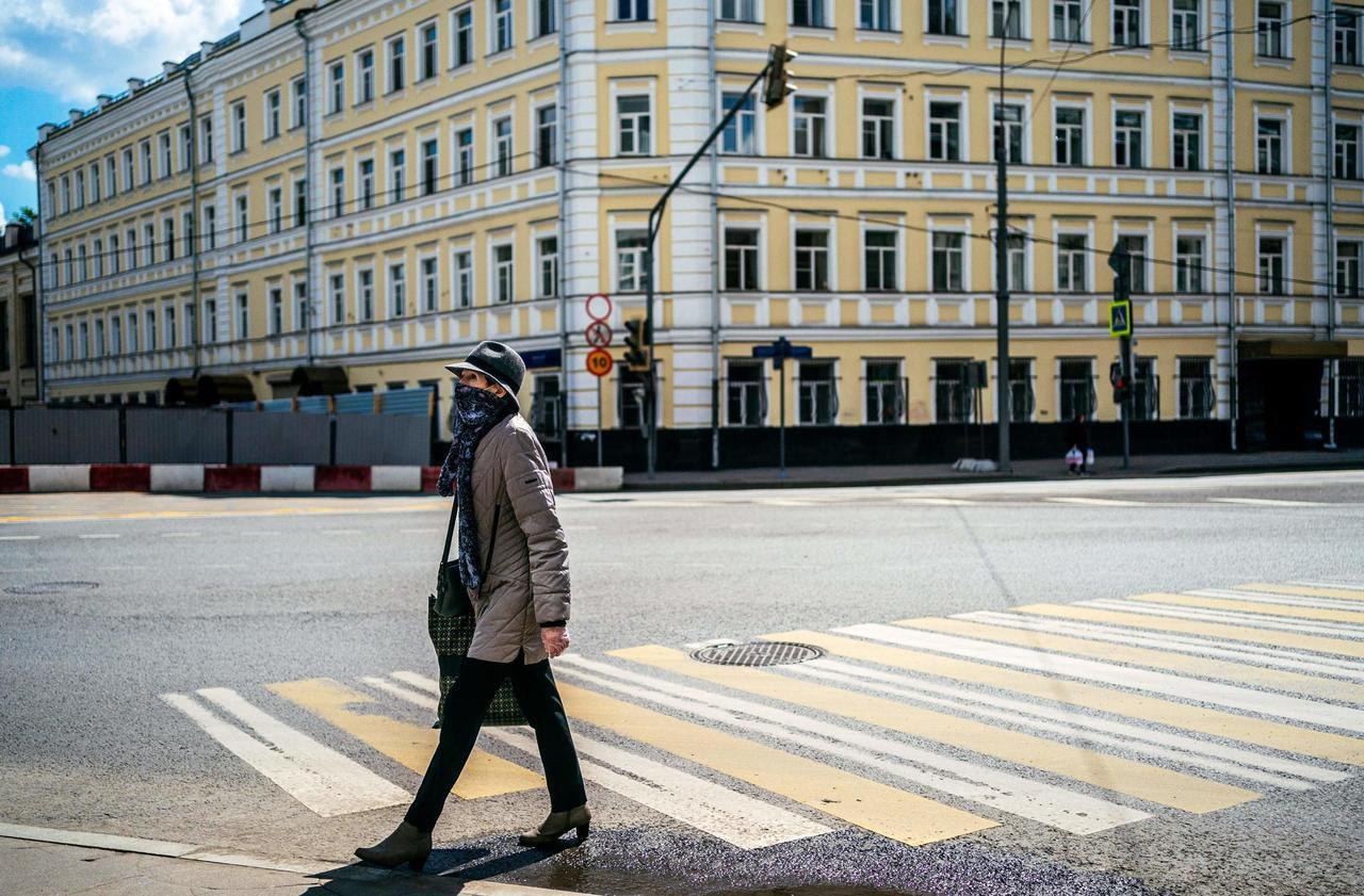 Coronavirus en Russie : une hausse forte, mais «attendue», du nombre de morts