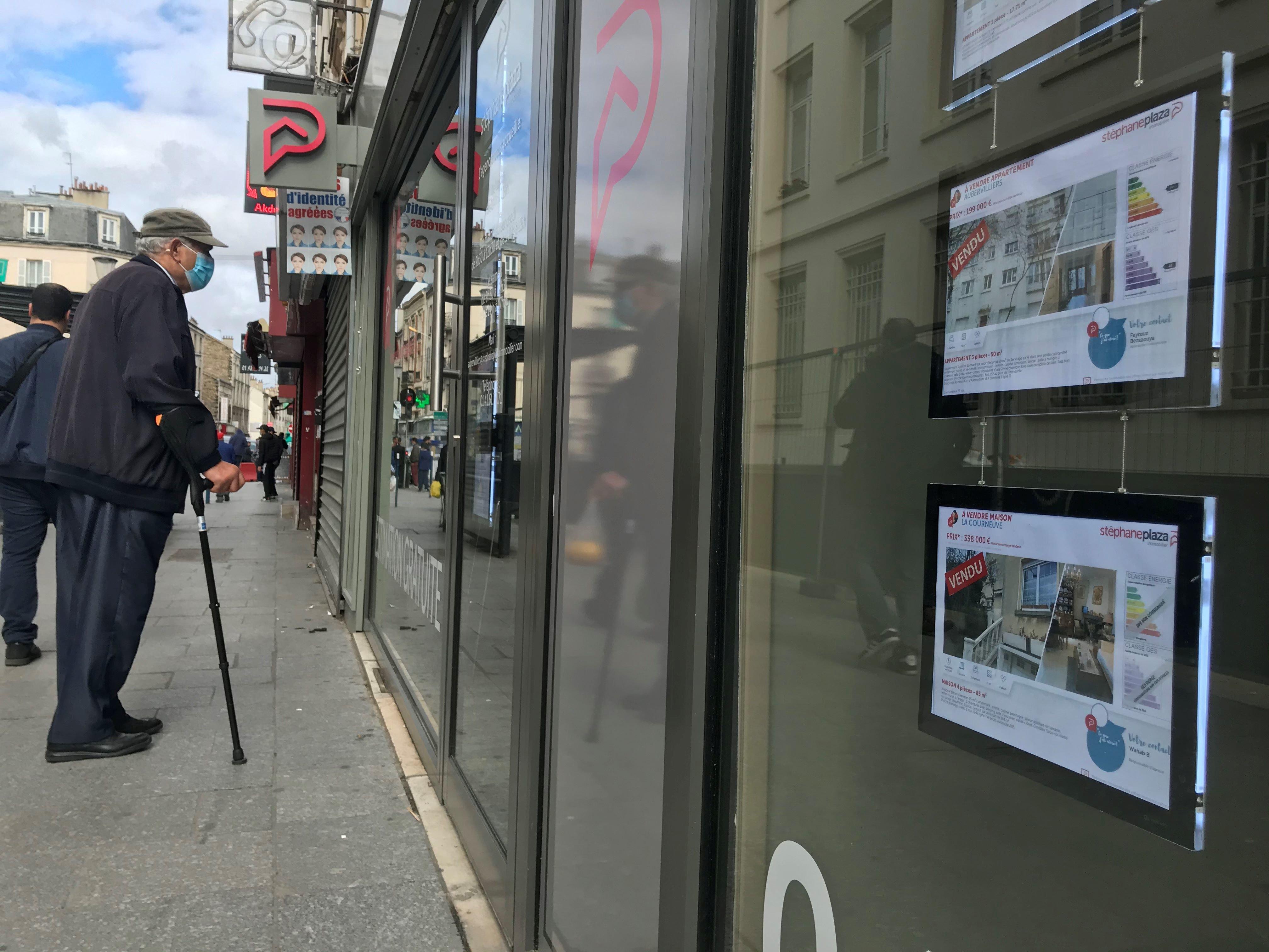 Immobilier : la Seine-Saint-Denis encore et toujours rattrapée par l'envolée des prix